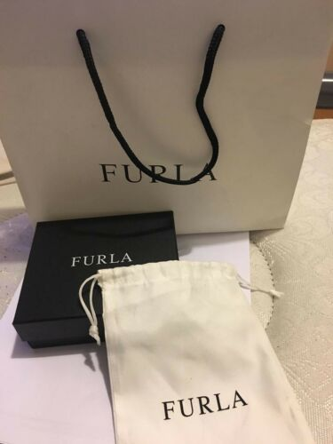 Classic Bifold Leather Furla Ladies Walletpurse Limited Edition
