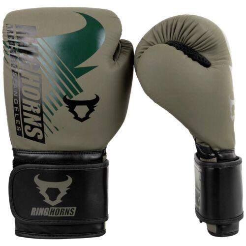 Ringhorns Boxhandschuhe Charger MX Kunstleder 8-16oz MMA Boxen Boxing Gloves