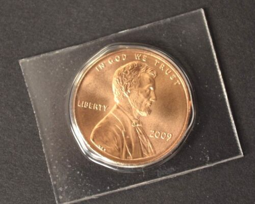 """2009 P Lincoln /""""Formative Years/"""" Cent  Satin Finish Copper Penny"""