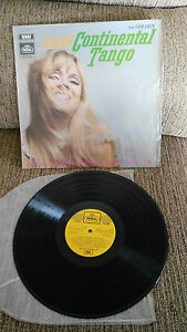 """Golden Continental Tango 12 """" Vinyl LP VG/VG 1969 Regal Spanisch Edit J"""