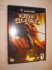FireBlade (Nintendo GameCube) Fire Blade Game in Case Excellent!