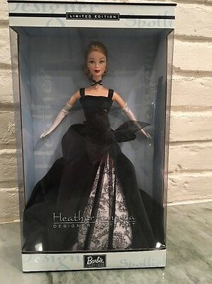 Heather Fonseca Designer Spotlight Collector Barbie Doll Limited Edition NRFB