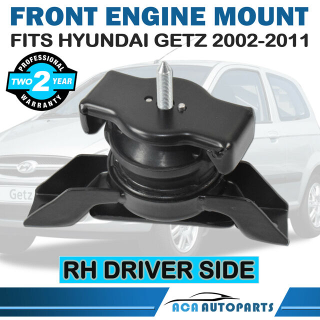 Front RH Engine Mount fits Hyundai Getz 2002-2011 Right Hand Driver Side