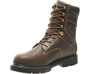 9b281e8b190 Details about Wolverine W10105 Men's Nolan Waterproof Composite Toe EH 8  inch Work Boots