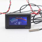 Celsius/Fahrenheit Digital Thermometer Temperature Meter Gauge C/F -30°C ~ 110°C
