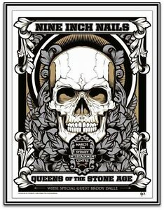 QUEENS-OF-THE-STONE-AGE-amp-NINE-INCH-NAILS-Sydney-2014-Screenprint-Hydro74