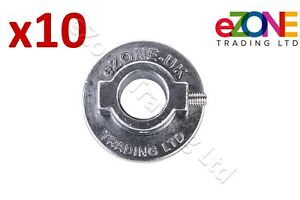 10x Plummer Block Metal Coupling for ARCHWAY Doner Kebab Machine Grill
