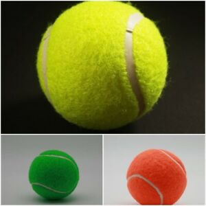30 X TENNIS BALLS SPORT PLAY CRICKET DOG TOY BALL OUTDOOR FUN BEACH LEISURE NEW
