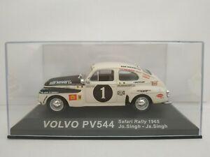 1-43-VOLVO-PV544-SAFARI-1965-SINGH-IXO-RALLY-COCHE-ESCALA-DIECAST-SCALE