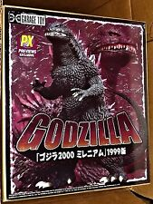 "X PLUS GODZILLA 2000 1999 12""DIAMOND XCLUSIV USA SELLER!NEW BUT WITH FIN DAMAGE"