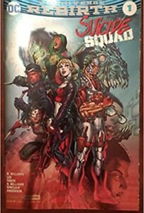 DC-Universe-Rebirth-Suicide-Squad-1-Silver-Foil-NYCC-Exclusive-Harley-Quinn