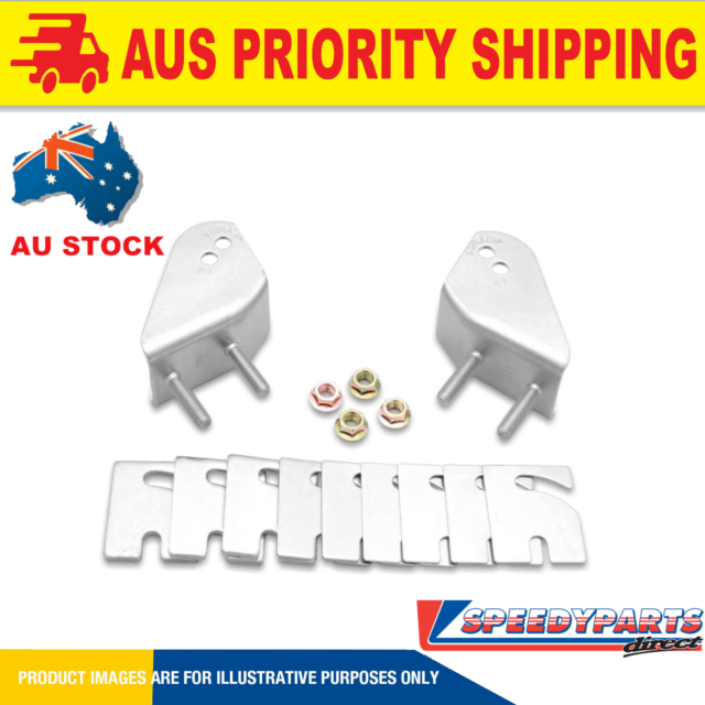 Speedy Parts SPF3227K Front Camber Caster Adjusting Kit for FORD FALCON FG FG...