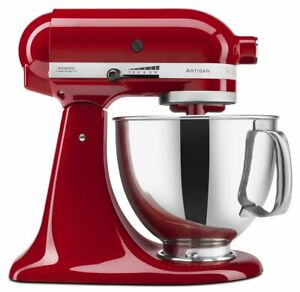 KitchenAid REFURBISHED Artisan Series 5 Quart Tilt-Head Stand Mixer (RRK150)