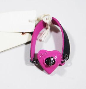 Pulsera-diesel-2-lock-Love-Bracelet-Pink-PVP-40-00-EUR