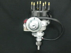 DISTRIBUTOR-ELECTRONIC-FORD-FALCON-XD-XE-XF-6-CYL-3-3-4-1-FOR-REMOVING-EST-ECU