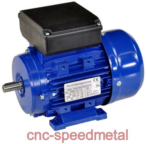 00385 370W Elektromotor 220V 2780Umdrehungen//min Typ ML 711-2 ØWelle 14mm