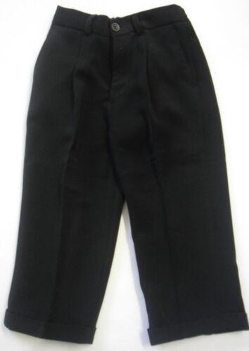 2 Year Old Boys Grey Black 3 Piece Suit Christening Page Boy Wedding Waistcoat
