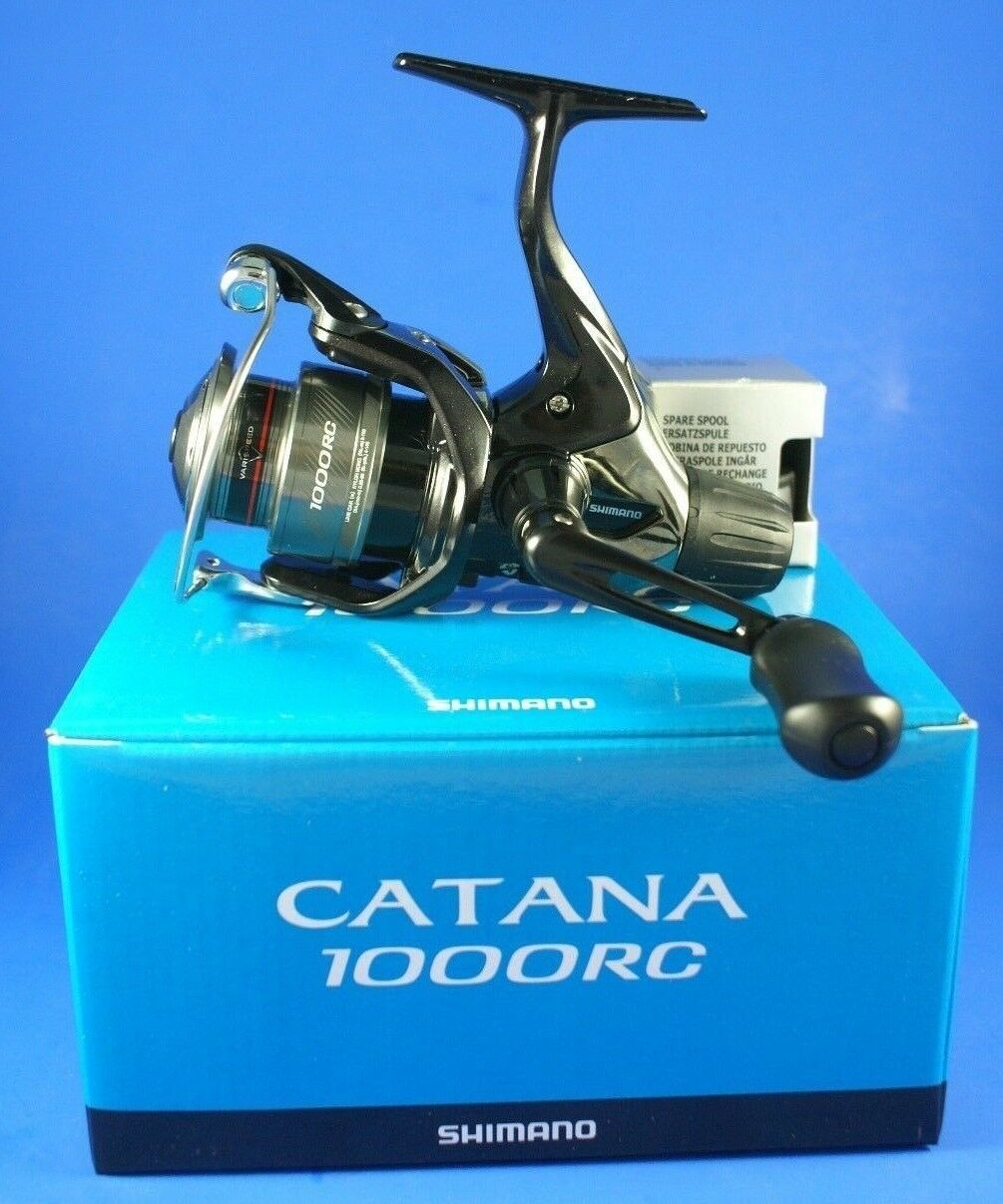 Shimano Catana 1000 RC    CAT1000RC    Trasero Arrastre Reel De Pesca