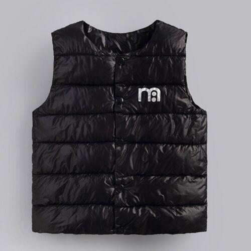 Baby Kids Sleeveless Bottom Warm Vest Jacket Girls Boys Waistcoat Tops FW18