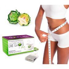 TE DE ALCACHOFA DE LAON- ALCACHOFA DE LA ON TEA-Antioxidantes- Te Verde - Te Roj