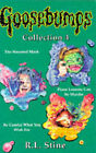 Goosebumps Collection 4:  Haunted Mask ,  Piano Lessons Can be Murder ,  Be Careful What You Wish for by R. L. Stine (Paperback, 1996)