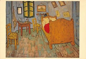 Bedroom At Arles Artist Vincent Van Gogh Art Institute Of Chicago Postcard Ebay,The Animals House Of The Rising Sun Chords Guitar