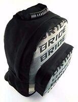 Jdm Bride Racing Xl-backpack With Tk Racing Harness Shoulder Straps Super Cool