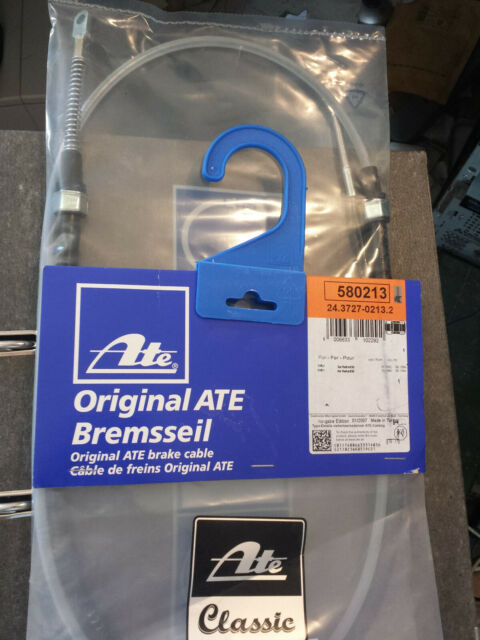 ATE Handbremsseil Bremsseil Seilzug Feststellbremse Hinten 24.3727-0213.2 BMW