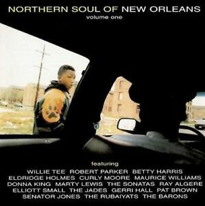 NORTHERN-SOUL-OF-NEW-ORLEANS-Various-Artists-NEW-amp-SEALED-CD-GRAPEVINE-R-amp-B-RARE