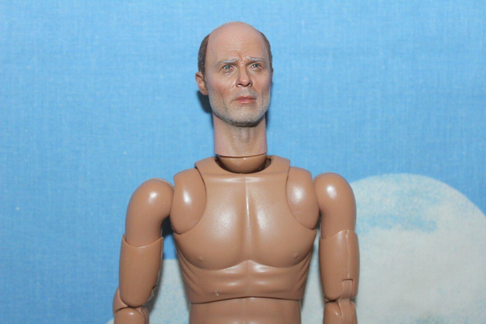 DID DRAGON IN DREAMS 1 6TH SCALE WW2 GERMAN Nude Figure Major Erwin Konig B