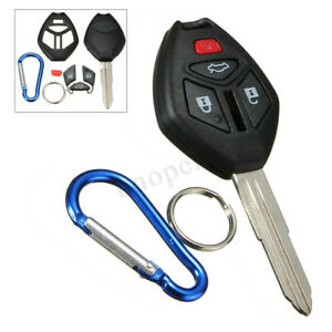 3-But-Remote-Key-Shell-Case-FOB-for-Mitsubishi-Eclipse-Galant-Lancer-2007