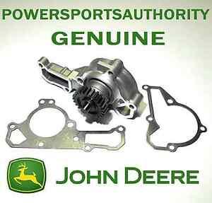John Deere Oem Water Pump 285 320 325 345 425 445 F725 Gator. Is Loading Johndeereoemwaterpump285320325. John Deere. John Deere Gator 6x4 Gas Eingine Diagram At Scoala.co