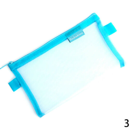 Transparent Pen Bags Pencil Case Federmäppchen Stationery Writing Case Hot Sell
