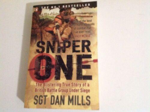 1 of 1 - Gulf War-Iraq-Sniper One-British Battle Group Under Siege-Sgt Dan Mills