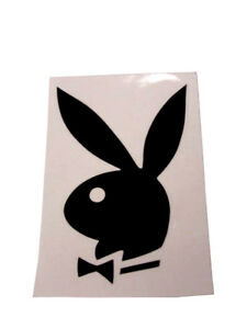 Details Zu 2 Original Playboy Auto Accessoires Aufkleber Sticker 13x9 Cm Neu Transparent