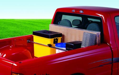 """Truck Bed Cargo Stabilizer Bar 40/""""x70/"""" Adjustable Ratcheting Pickup Steel Holder"""