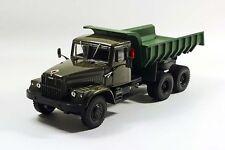 1:43 KrAZ 256 B 1969-77 USSR dump truck H772