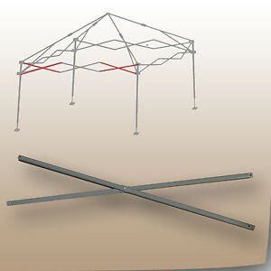 Image is loading Coleman-10-039-x-10-039-Canopy-Gazebo- & Coleman 10u0027 x 10u0027 Canopy Gazebo SIDE TRUSS Bar 39 3/4