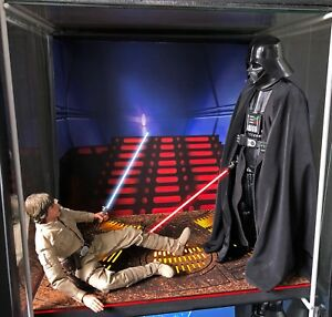 1/6 Bespin Carbon Freezing Chamber Budget Diorama for IKEA DETOLF