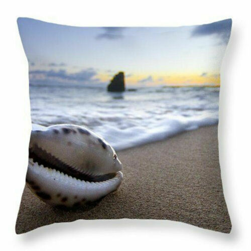 Animal /& Beach Pattern Cotton Linen Pillow Cover Pillowcase Sofa Cushion Cover
