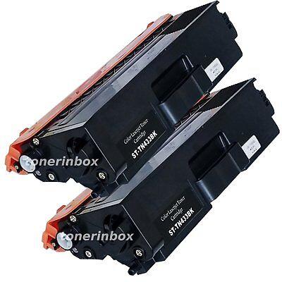 5pk TN433 TN431 HY Toner Cartridge For Brother HL-L8260CDW L8360CDW MFC-L8610CDW