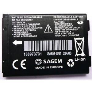 Sagem-Batterie-Original-188973731-SA6A-SN3-Bulk-pour-MYX-3-MYX-5-Pile