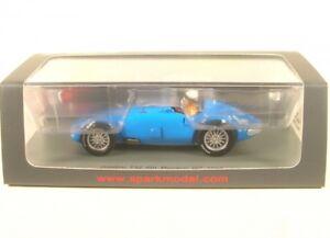 Gordini T32 No.4 Monaco Gp 1956 (andré Pilette)