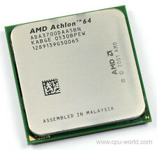 AMD Athlon 64 3700+, 939, 2,2 GHz, FSB 1000, 1 MB L2, ADA3700DAA5BN, 85 Watt