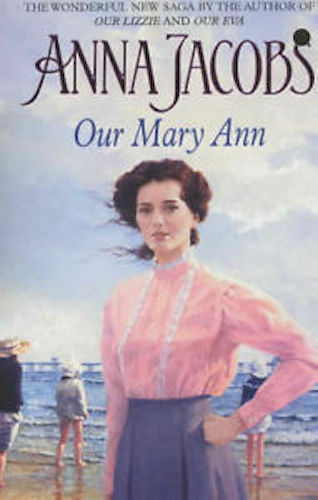 1 of 1 - ANNA JACOBS __ OUR MARY ANN __ BRAND NEW __ FREEPOST UK