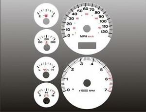 2002-2004-Jeep-Grand-Cherokee-Dash-Cluster-White-Face-Gauges-99-04