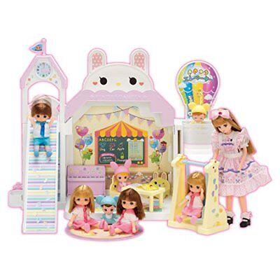 Licca Doll Rika Chan DERU DERU Vending Machine TAKARA TOMY Girls Toy Kawaii JP