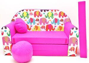 bambini divano letto pieghevole divano letto di schiuma