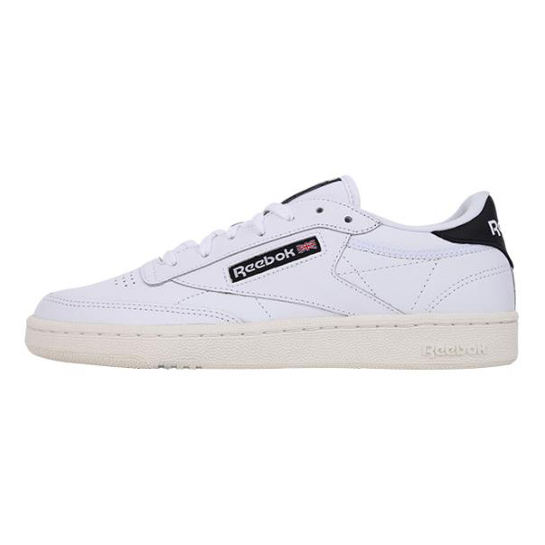 New Womens Reebok CLUB C 85 SU WHITE   BLACK CM9163 US W 5.5 - 11.0 TAKSE