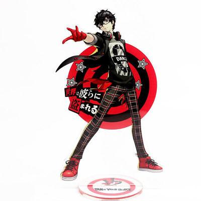 Persona 5 Ren Amamiya 20cm Acrylic Stand Figure Cool Gift
